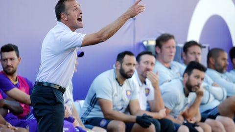 Orlando City look like a new team, and Kreis is behind it