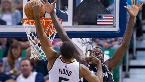 Utah Jazz: 4/12, vs. San Antonio Spurs