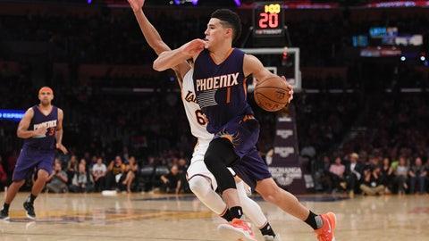 Phoenix Suns: 3/9, vs. Los Angeles Lakers