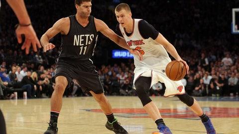 Brooklyn Nets: 3/16, @ New York Knicks