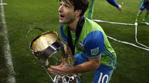 Seattle Sounders - Nicolas Lodeiro: $1.743 million