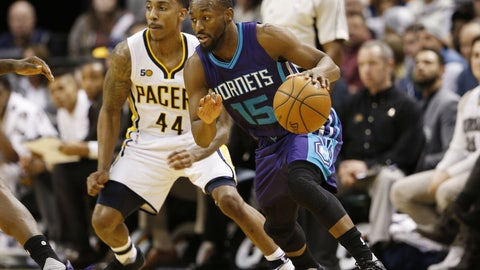 Charlotte Hornets: 3/6, vs. Indiana Pacers