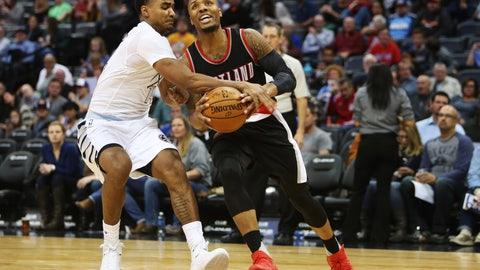 Portland Trail Blazers: 3/28, vs. Denver Nuggets