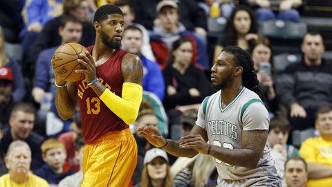 Boston Celtics: 3/22, vs. Indiana Pacers