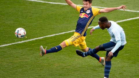 Sporting Kansas City: They're faster