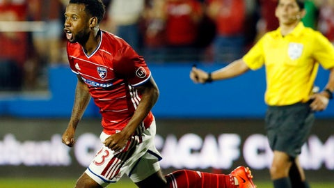 Kellyn Acosta continues to prove his value