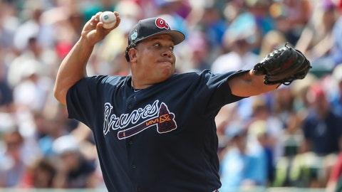 Atlanta Braves: Bartolo Colon, SP (43)