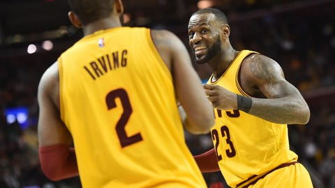 Colin: Even LeBron's opponents admit he makes the right decisions