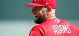 Adams homers as Cardinals defeat Braves 5-2