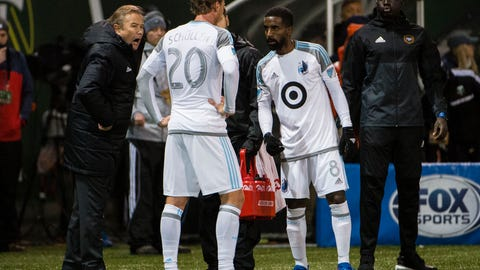 They don't have enough MLS experience on their roster
