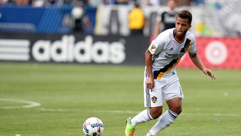 Dos Santos might be ready to take back the Galaxy