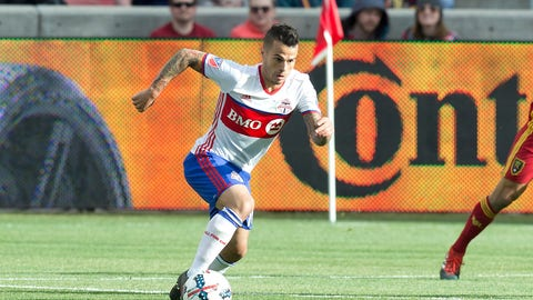 Sebastian Giovinco is over the hill