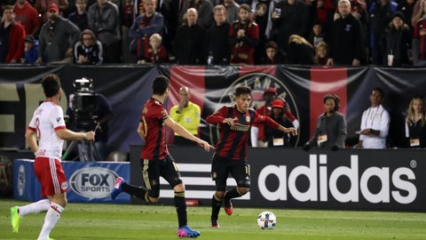 Miguel Almiron and Josef Martinez are going to be a problem for MLS defenders