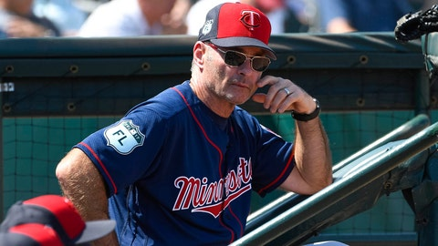 Paul Molitor, Twins manager (↑ UP)