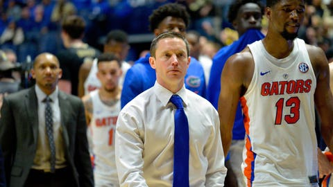 Florida (4) vs. East Tennessee State (13)