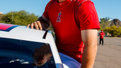 """Los Angeles Angels: """"Order the Trout"""""""
