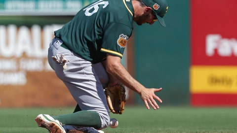 """Oakland Athletics: """"Moneyball is over"""""""