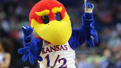 Mascots that, deep down - when you really get honest with yourself - you're really sure of what they are Final Four