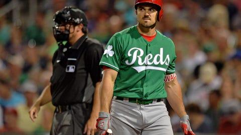 """Cincinnati Reds: """"Skyline chili baseball"""""""