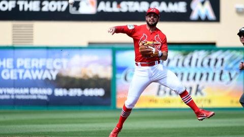 "St. Louis Cardinals: ""Off my lawn"""