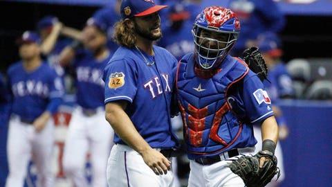 "Texas Rangers: ""We're good now"""
