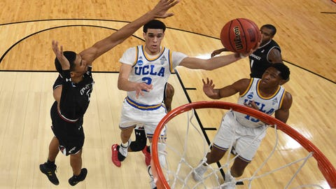 Lonzo Ball is the difference maker