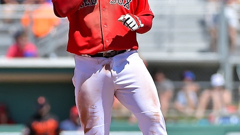 "Boston Red Sox: ""Stay skinny Pablo"""