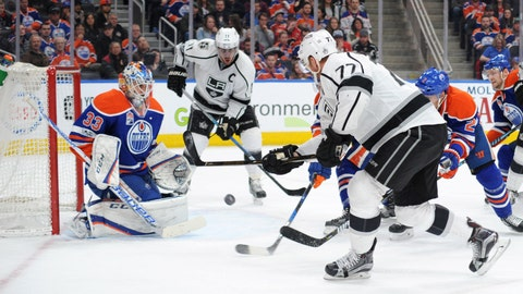 WC 2 - Los Angeles Kings (77 points)