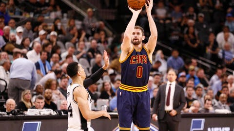 Kevin Love, PF, Cavaliers