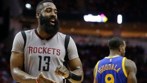 Houston Rockets: A+