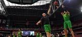 UNC, Oregon prepare for showdown in NCAA Tournament semifinal