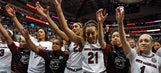 South Carolina women beat Stanford 62-53 in Final Four