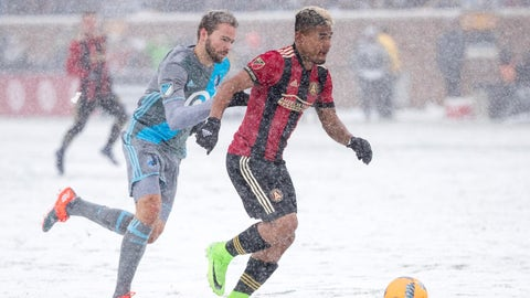 Centerback Vadim Demidov has been struggling, and something's got to change