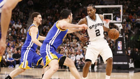 'Lord have mercy on my San Antonio Spurs'