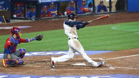 Eric Hosmer Home Run