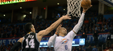 Westbrook has another triple-double, Thunder beat Spurs