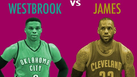 The case for LeBron over Westbrook
