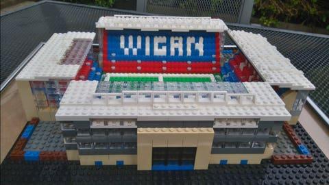 Wigan Athletic, DW Stadium