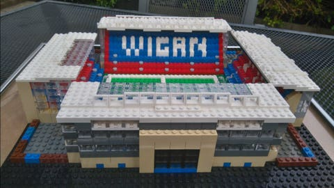 Wigan Athletic, DW Stadium