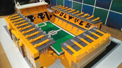Wolverhampton Wanderers, The Molineux