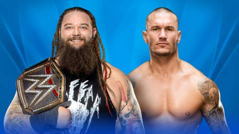 Bray Wyatt (c) vs. Randy Orton for the WWE Championship