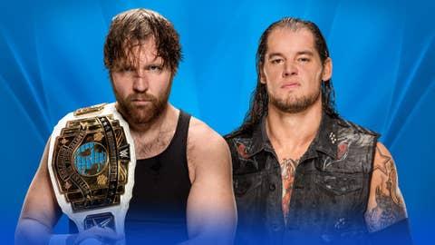 Dean Ambrose (c) vs. Baron Corbin for the WWE Intercontinental Championship