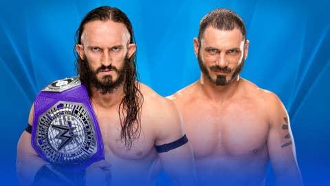 Neville (c) vs. Austin Aries for the WWE Cruiserweight Championship