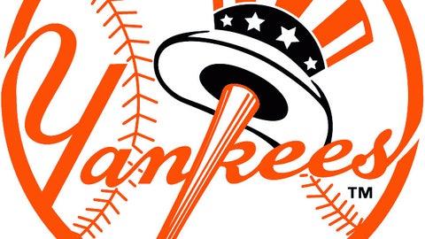 Yankees (in Orioles colors)