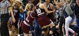 Twitter reacts to Mississippi State ending UConn's 111-game winning streak