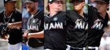 Marlins set rotation after finishing up spring training