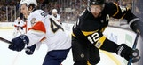 Panthers finish disheartening road trip with loss to Bruins