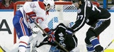 Lightning denied crucial second point with OT loss to Canadiens