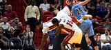 Heat make strong push in 2nd half but come up short vs. Nuggets