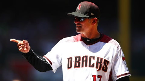 Torey Lovullo makes his D-backs managerial debut